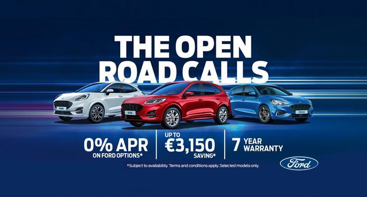 212 The Open Road Calls