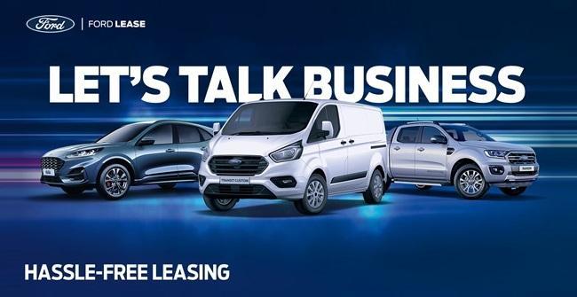 Let's talk Business Lease