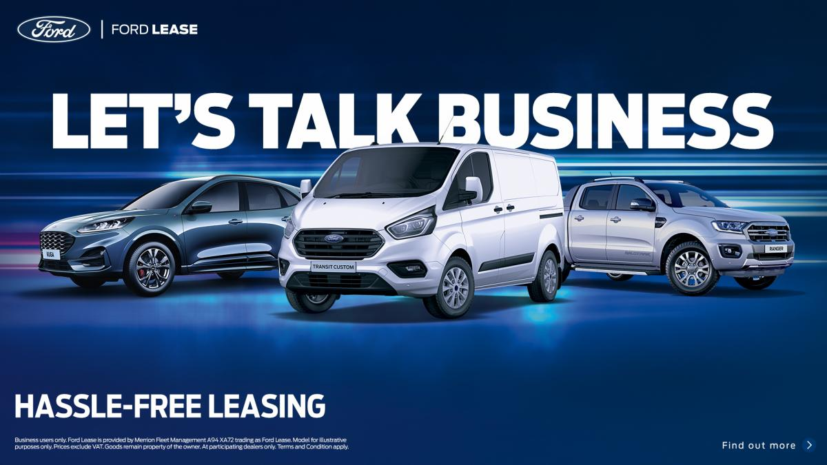 Let's talk Business Lease